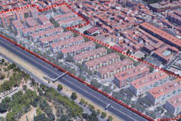 Áreas de Regeneración y Renovación Urbana en Getafe
